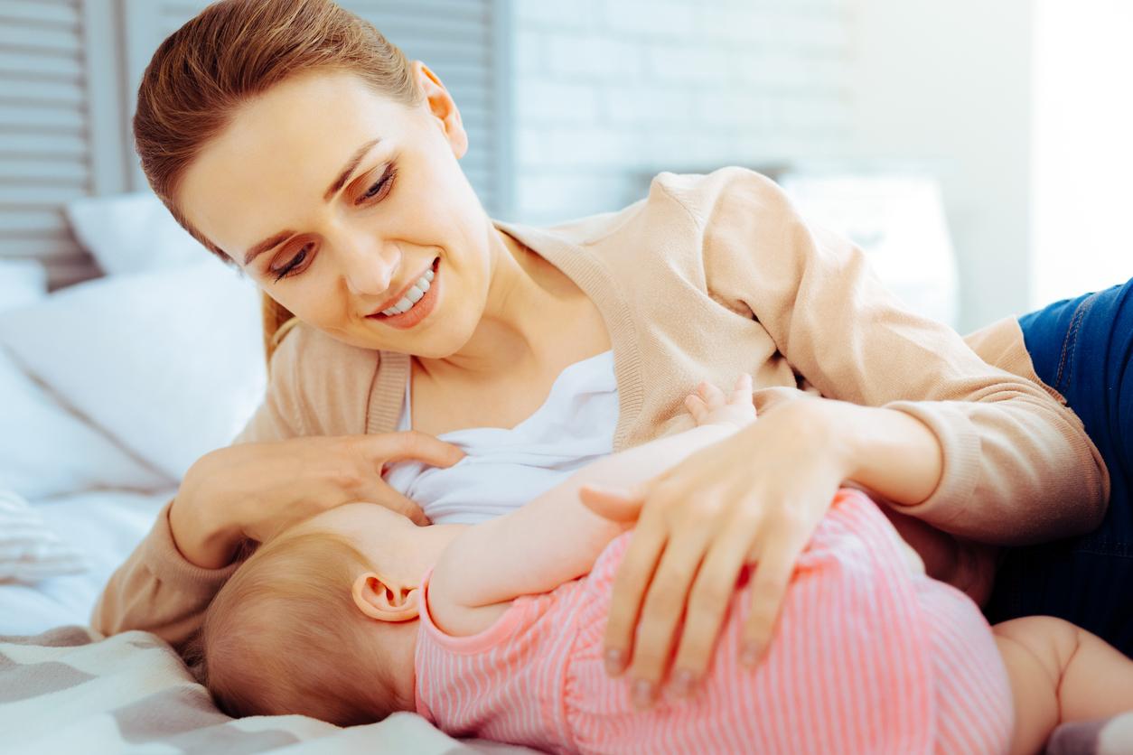 bebek emzirme ile ilgili görsel sonucu
